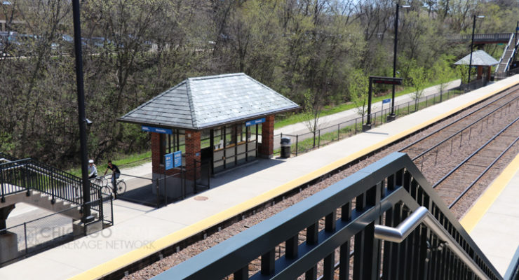 Winnetka Metra Stop image | ChicagoHome Brokerage Network at @properties